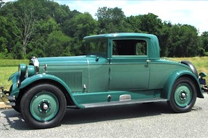 1928 nash advance 6