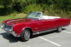 1966 olds 98
