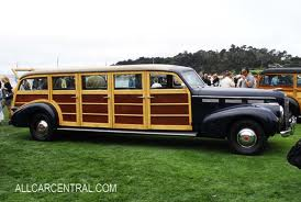lasalle woody wagon