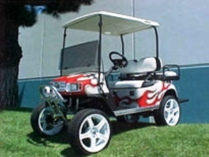 GOLF CART SHOCKS