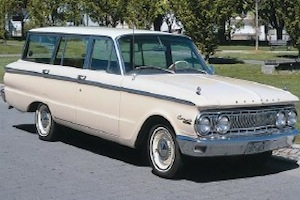 1960 mercury comet station wagon