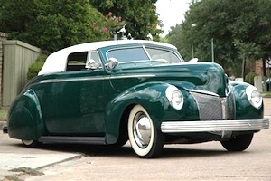 1940 mercury custom cruiser