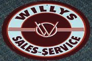 WILLYS - CLICK HERE FOR PRODUCT INFO