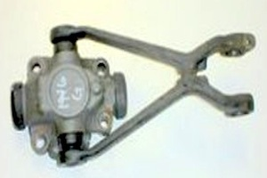 DODGE, REBUILT DELCO FRONT LEVER SHOCKS, 1937, 38, 39, 40, 41, 46