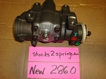2860 - NEW Saginaw Power Steering gear - Fits most 1983 to 1996 GMC or Chevy G Vans