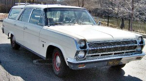 1960 amc ambassador station wagon