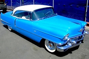 CADILLAC- Original Ride - Hydraulic Shocks provide a smooth, soft, Classic Cadillac feel
