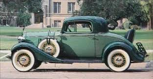 1933 chevy eagle