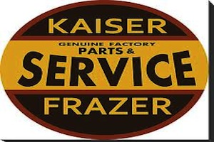 CLICK HERE FOR KAISER- FRAZIER PRODUCT INFO