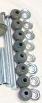 CLASSIC and  VINTAGE CARS and PICKUPS, STABILIZER BUSHING KITS - call to price and to order