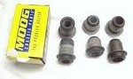 K-5190a - REAR UPPER CONTROL ARM BUSHING KIT, Fits Buick Special,Skylark, Olds Cutlass F-85, 61,62, 63, Made in the USA - 1 pair  (not actual item in picture)